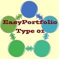 Easy Portfolio Type01